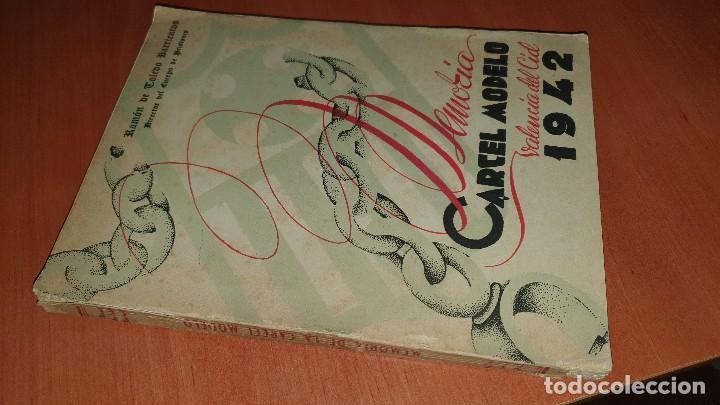 MEMORIA DE LA CARCEL MODELO, VALENCIA DEL CID 1942 (Libros de Segunda Mano - Historia - Otros)