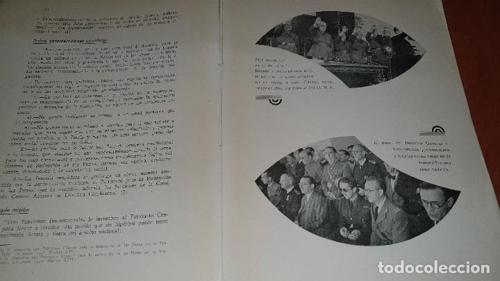 Libros de segunda mano: Memoria de la carcel modelo, valencia del cid 1942 - Foto 4 - 195080191
