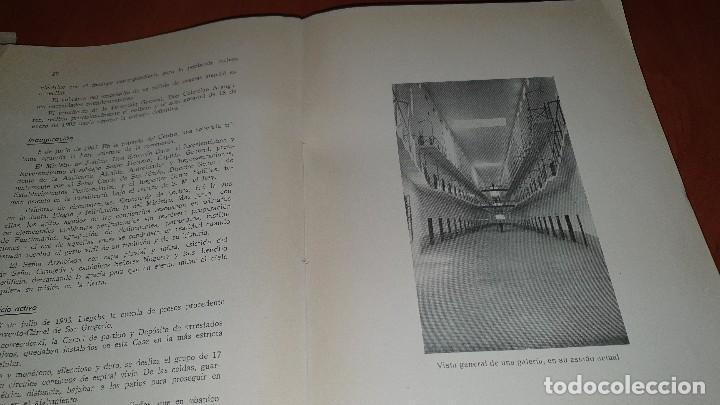 Libros de segunda mano: Memoria de la carcel modelo, valencia del cid 1942 - Foto 6 - 195080191