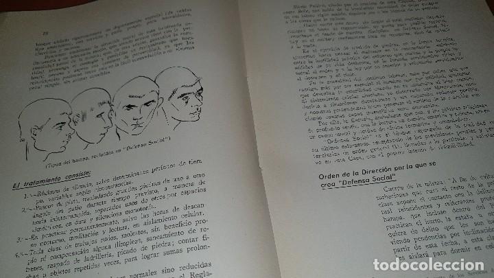 Libros de segunda mano: Memoria de la carcel modelo, valencia del cid 1942 - Foto 7 - 195080191