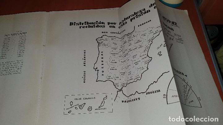 Libros de segunda mano: Memoria de la carcel modelo, valencia del cid 1942 - Foto 9 - 195080191