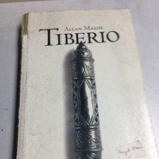 Libros de segunda mano: LIBRO - TIBERIO - ALLAN MASSIE. Lote 195082557