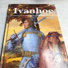 Libros de segunda mano: LIBRO - IVANHOE - W SCOTT. Lote 195084642