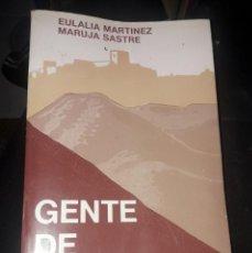 Libros de segunda mano: GENTE DE LORCA. Lote 195106882