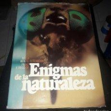 Libros de segunda mano: ENIGMAS DE LA NATURALEZA. Lote 195107235