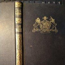 Libros de segunda mano: ANDRE MAUROIS - LOS INGLESES. EDITORIAL SURCO. PRIMERA EDICION. 1944. Lote 195116156