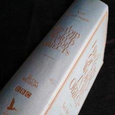 Libros de segunda mano: UNA HISTORIA DEL MUNDO EN 100 OBJETOS - A HISTORY OF THE WORLD IN 100 OBJECTS (BBC). Lote 195118607