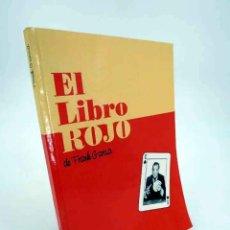Libros de segunda mano: EL LIBRO ROJO DE FRANK GARCÍA (MILLION DOLLAR CARD SECRETS).. CARTOMAGIA, MAGIA ILUSIONISMO PRESTIDI. Lote 195123366
