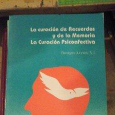 Libros de segunda mano: LA CURACIÓN DE RECUERDOS Y DE LA MEMORIA. LA CURACIÓN PSICOAFECTIVA (SANTO DOMINGO, 1994). Lote 195133346
