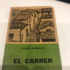 Libros de segunda mano: EL CARRER. Lote 195143891