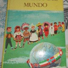 Libros de segunda mano: LOS NIÑOS DEL MUNDO ATHENEUM PASTA DURA 79 PAGINAS ILUSTRADO COLOR. Lote 195150797