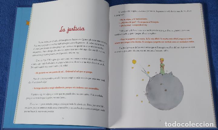 Libros de segunda mano: El libro de las virtudes de El Principito - Ediciones B (2010) - Foto 4 - 195154802