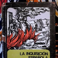 Libros de segunda mano: A. S. TURBERVILLE . LA INQUISICIÓN ESPAÑOLA. Lote 195162123