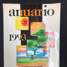 Libros de segunda mano: EL NORTE DE CASTILLA, ANUARIO 1993 - VER FOTOS. Lote 195167628