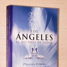 Libros de segunda mano: LOS ÁNGELES AL ALCANCE DE TODOS. PLEGARIAS Y EXHORTOS DE LOS 72 GENIOS DE LA CÁBALA - KABALEB- SOLËI. Lote 195178408