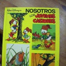Libros de segunda mano: NOSOTROS LOS JÓVENES CASTORES, WALT DISNEY. CO-2. Lote 195178808