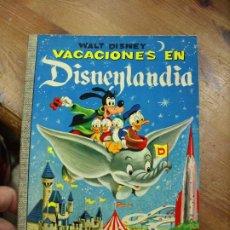 Libros de segunda mano: VACACIONES EN DISNEYLANDIA, WALT DISNEY. CO-6. Lote 195179460