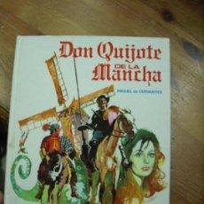 Libros de segunda mano: DON QUIJOTE DE LA MANCHA, MIGUEL DE CERVANTES. CO-7. Lote 195179615