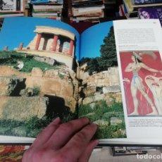 Libros de segunda mano: LAS SETENTA MARAVILLAS DEL MUNDO ANTIGUO. LOS GRANDES MONUMENTOS Y... C. SCARRE. TUMBAS,CEMENTERIOS. Lote 195180412
