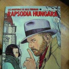 Libros de segunda mano: RAPSODIA HUNGARA, VITTORIO GIARDINO. CO-13. Lote 195180486