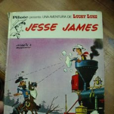 Libros de segunda mano: LUCKY LUKE, JESSE JAMES. CO-15. Lote 195180815