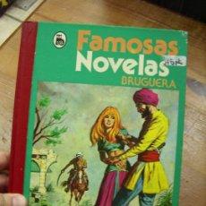 Libros de segunda mano: FAMOSAS NOVELAS (VOLUMEN XII). CO-16. Lote 195180953