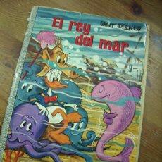 Libros de segunda mano: EL REY DEL MAR, WALT DISNEY. CO-18. Lote 195181198