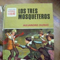 Libros de segunda mano: LOS TRES MOSQUETEROS, ALEJANDRO DUMAS. CO-19. Lote 195181400