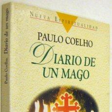 Libros de segunda mano: DIARIO DE UN MAGO - PAULO COELHO. Lote 195181691
