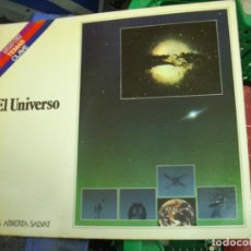 Libros de segunda mano: EL UNIVERSO, JOSÉ LUIS COMELLAS. L.11029-655. Lote 195188493