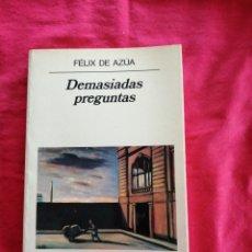Libros de segunda mano: LITERATURA ESPAÑOLA. Lote 195189595