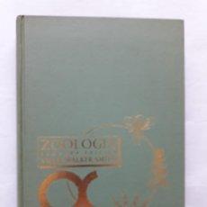 Libros de segunda mano: ZOOLOGIA,3ºEDIC. VILLEE WALKER ,1968, TAPA DURA ,COMO NUEVO. Lote 195191075