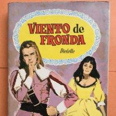 Libros de segunda mano: COLECCIÓN DALIA. Nº 61. VIENTO DE FRONDA. DIELETTE. BRUGUERA 1962. Lote 195213530