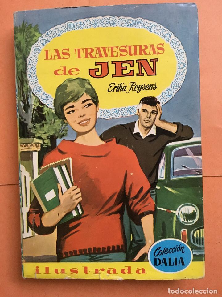 COLECCIÓN DALIA. LAS TRAVESURAS DE JEN. BRUGUERA 1962 (Libros de Segunda Mano - Literatura Infantil y Juvenil - Otros)