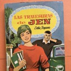 Libros de segunda mano: COLECCIÓN DALIA. LAS TRAVESURAS DE JEN. BRUGUERA 1962. Lote 195213770