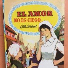Libros de segunda mano: COLECCIÓN DALIA. EL AMOR NO ES CIEGO, BRUGUERA 1962. Lote 195214202