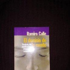 Libros de segunda mano: EL DOMINIO DE LA MENTE . Lote 195226261