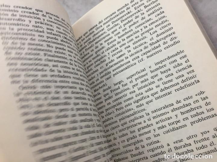 Libros de segunda mano: El psicoanalista y el artista Daniel Schneider, Fondo de Cultura Económica 1974 - Foto 6 - 195236891