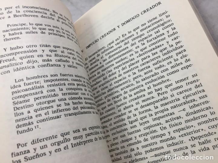 Libros de segunda mano: El psicoanalista y el artista Daniel Schneider, Fondo de Cultura Económica 1974 - Foto 8 - 195236891