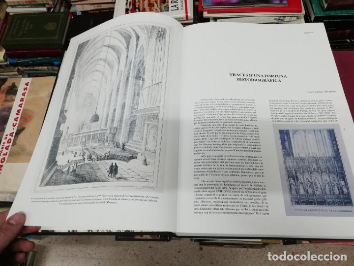 Libros de segunda mano: LA SEU DE MALLORCA. AINA PASCUAL. MARCEL DURLIAT. 1ª EDICIÓ 1995. OLAÑETA. HISTÒRIA , ARQUITECTURA - Foto 7 - 195240648
