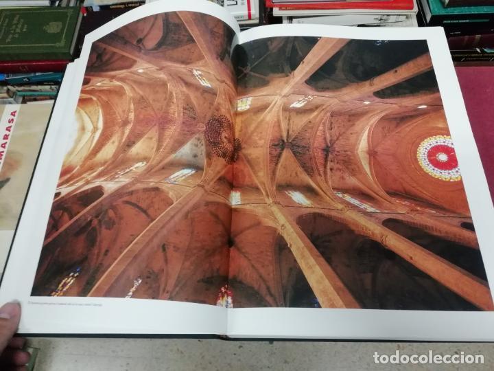 Libros de segunda mano: LA SEU DE MALLORCA. AINA PASCUAL. MARCEL DURLIAT. 1ª EDICIÓ 1995. OLAÑETA. HISTÒRIA , ARQUITECTURA - Foto 9 - 195240648