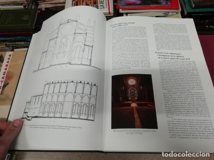 Libros de segunda mano: LA SEU DE MALLORCA. AINA PASCUAL. MARCEL DURLIAT. 1ª EDICIÓ 1995. OLAÑETA. HISTÒRIA , ARQUITECTURA - Foto 10 - 195240648
