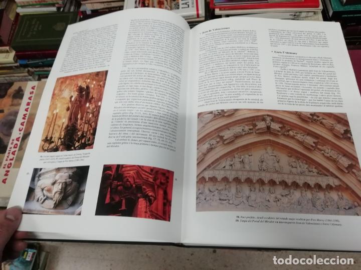 Libros de segunda mano: LA SEU DE MALLORCA. AINA PASCUAL. MARCEL DURLIAT. 1ª EDICIÓ 1995. OLAÑETA. HISTÒRIA , ARQUITECTURA - Foto 14 - 195240648