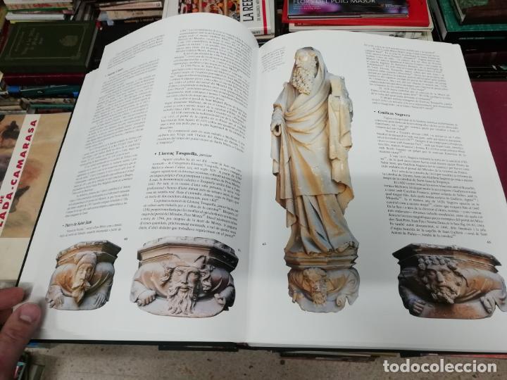 Libros de segunda mano: LA SEU DE MALLORCA. AINA PASCUAL. MARCEL DURLIAT. 1ª EDICIÓ 1995. OLAÑETA. HISTÒRIA , ARQUITECTURA - Foto 15 - 195240648