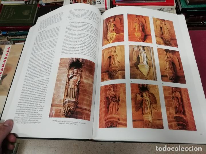 Libros de segunda mano: LA SEU DE MALLORCA. AINA PASCUAL. MARCEL DURLIAT. 1ª EDICIÓ 1995. OLAÑETA. HISTÒRIA , ARQUITECTURA - Foto 16 - 195240648