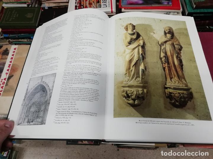 Libros de segunda mano: LA SEU DE MALLORCA. AINA PASCUAL. MARCEL DURLIAT. 1ª EDICIÓ 1995. OLAÑETA. HISTÒRIA , ARQUITECTURA - Foto 17 - 195240648