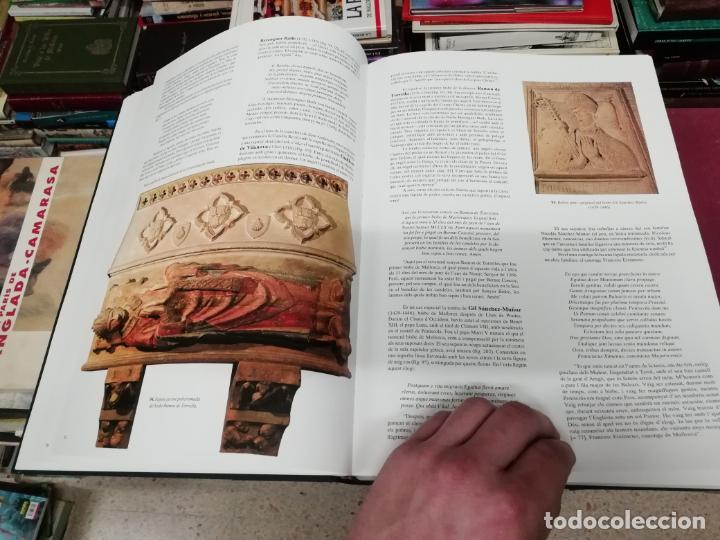 Libros de segunda mano: LA SEU DE MALLORCA. AINA PASCUAL. MARCEL DURLIAT. 1ª EDICIÓ 1995. OLAÑETA. HISTÒRIA , ARQUITECTURA - Foto 19 - 195240648
