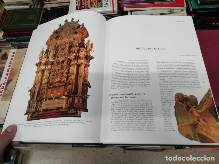 Libros de segunda mano: LA SEU DE MALLORCA. AINA PASCUAL. MARCEL DURLIAT. 1ª EDICIÓ 1995. OLAÑETA. HISTÒRIA , ARQUITECTURA - Foto 26 - 195240648