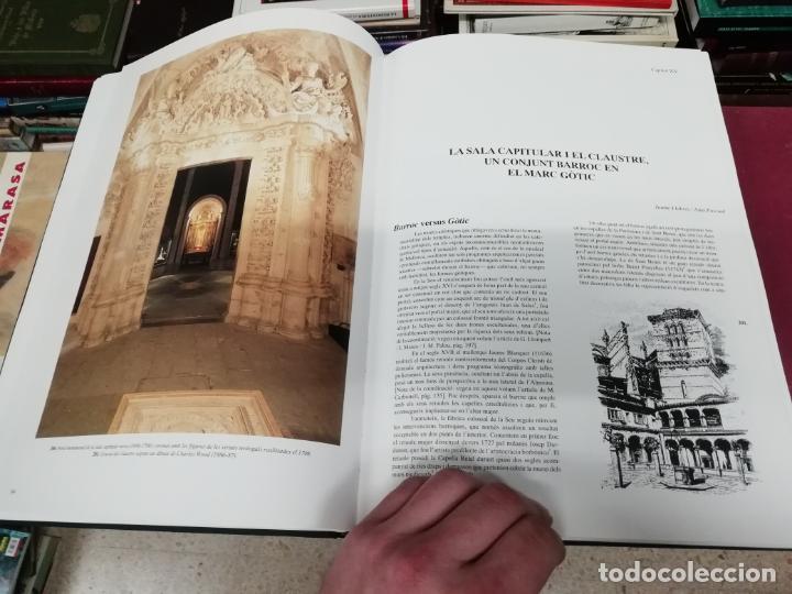 Libros de segunda mano: LA SEU DE MALLORCA. AINA PASCUAL. MARCEL DURLIAT. 1ª EDICIÓ 1995. OLAÑETA. HISTÒRIA , ARQUITECTURA - Foto 27 - 195240648