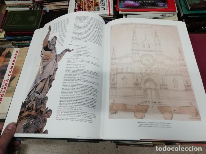 Libros de segunda mano: LA SEU DE MALLORCA. AINA PASCUAL. MARCEL DURLIAT. 1ª EDICIÓ 1995. OLAÑETA. HISTÒRIA , ARQUITECTURA - Foto 29 - 195240648